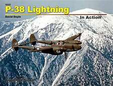 NEW! P-38 Lightning in Action (2017 edition) (Squadron Signal 10222)