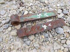 1946 John Deere A tractor JD Original foot rest platform brake pedal lock latchs