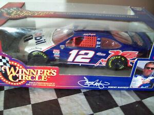 MOBIL 1 JEREMY MAYFIELD 1:24 scale 1998 WINNER'S CIRCLE 1/24 NASCAR RACE CAR