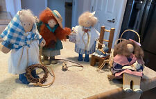 Lot of 4 Lizzie High Dolls Retired