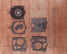 D10-SDC Walbro Carb Gasket & Diaphragm Carburetor Kit old McCulloch Homelite
