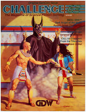 Challenge No. 63 GDW's Magazine of Futuristic Gaming rivista import Out-of-Print