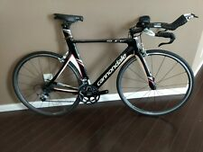 Cannondale Slice 5 TT Triathlon bike 54cm Ultegra