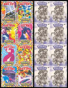 8 ANIME POKEMON Philippine TEKS / Trading Cards 1
