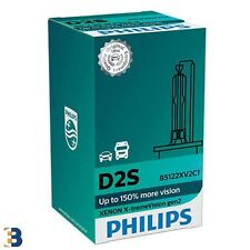 Philips D2S X-treme Vision up to 150% more View Xenon Bulbs 85122XV2C1 Single