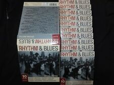 COFFRET 10 CD RHYTHM & BLUES / ORIGINAL MASTERS /