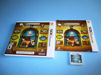 Professor Layton and the Azran Legacy (Nintendo 3DS) XL 2DS w/Case & Manual