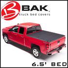 BAK BAKFlip MX4 Hard Folding Tonneau Bed Cover 15-19 Silverado Sierra 3500 6.5'