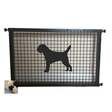 Border Terrier Dog Metal Puppy Guard