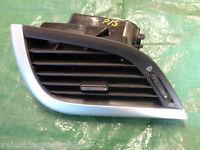 2009 PEUGEOT 207 P/S DASH AIR VENT WITH SILVER TRIM 9650088477