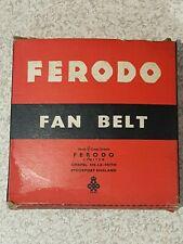New old stock Ferodo V929 Fan Belt - FREE UK P+P