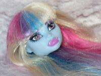 Mattel Monster High Doll ABBY BOMINABLE HEAD ONLY for OOAK or Custom