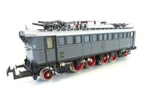 (JKF030) Trix Express 2232 H0 DC E-Lok BR E 75 02 der DB, selten OVP