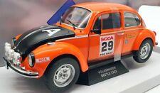 Solido 1/18 Scale Model Car S1800506 - Volkswagen Beetle SCCA Rally  1973