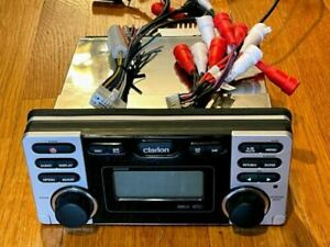 Clarion CMD6 Marine AM-FM CD/Mp3 iPod Sat Ready Marine Stereo Reciever