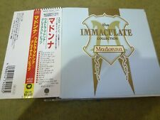 Madonna The Immaculate Collection CD Made in Japan 日本版 (WPCP-4000)