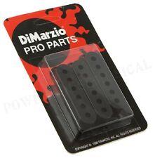 DIMARZIO Red Single Coil Pickup cover -HS3 Virtual Vintage ISCV2 FS1 Area