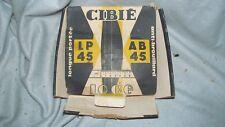 CIBIE 45 Iode FOG LAMP & COVER BOXED VINTAGE RALLYE LIGHT VTG NEW NOS 1960'S