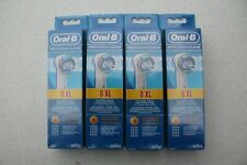 32 X BRAUN ORAL B PRECISION CLEAN REPLACEMENT TOOTHBRUSH HEADS