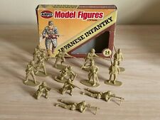 Airfix 1/32 WW2 Japanese Infantry - boxed & unpainted