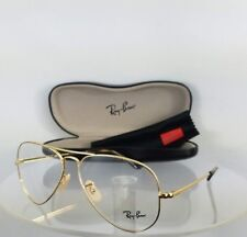Brand New Authentic Ray Ban RB 6489 Eyeglasses RB6489 2500 Gold Frame