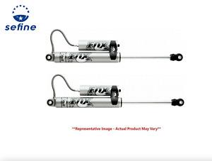 "Fox 2.0 Remote Reservoir 4-6"" Lift Rear Shocks for 02-17 Ram 1500 / 2500 / 3500"