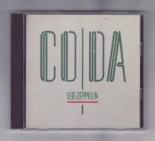 (CD) LED ZEPPELIN - Coda / Japan / 20P2-2030 / Warner-Pioneer