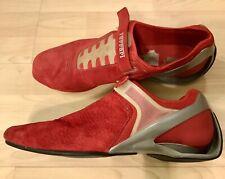 Puma Ferrari Mens Red Trainers - F1 Formula 1 Shoe Mens UK 11 EUR 48 Good