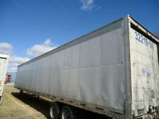 1996 Great Dane Semi Trailer 53' No Reserve 96 Dry Van # 44796 Sm Ks