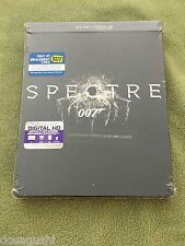 Free*Postage New Spectre 007 James bond Blu Ray steelbook Canadian edition Craig