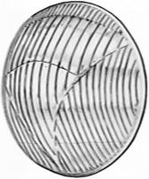 Streuscheibe, Hauptscheinwerfer für Beleuchtung HELLA 9ES 015 675-001