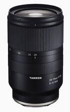 Tamron 2,8 / 28-75 mm Sony E-Mount Vollformat Objektiv Alpha 7 II III 7R 7S