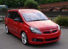 Vauxhall Opel Zafira bis 2007 Body Kit-FR + NEU + SS-OPC VXR Look! NEU!