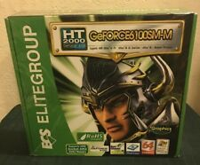 EliteGroup GeForce6100SM-M HT 2000 GeForce 6100 Pre-Owned Never Used Open Box