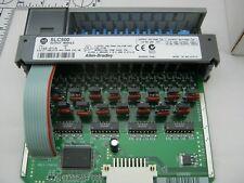 Allen-Bradley Output Module SLC500 /1746-OV16 SER C