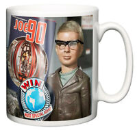 Dirty Fingers Mug, Joe 90 TV series 1960's Retro Gift
