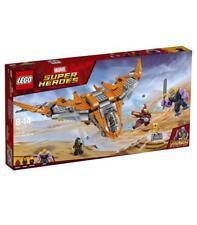 Lego Marvel Super Héroes Thanos batalla definitiva