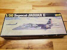 1/50 Heller Sepecat Jaguar E Fighter Trainer Plastic Scale Model Kit Sealed VHTF
