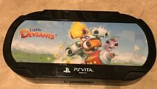 Little Deviants Game & System Plastic storage carry travel case PSP Vita