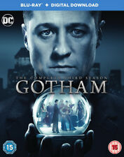 Gotham Season 3 Blu-ray 2017 Benjamin McKenzie
