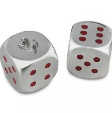 Ferrari Limited Edition Metal Dice | New & Boxed