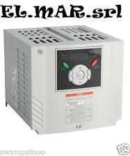 INVERTER TRIFASE 7,5 KW LG LS SV075iG5A-4 per motore elettrico HP 10 400 V