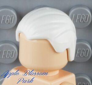 NEW Lego Star Wars Minifig WHITE HAIR -Grandpa Man Combed-back Widows Peak 75017