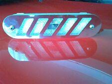 Mazda MX5 Reflektoren-Blenden Set aus Edelstahl poliert für Typ NA,NBu.NB-FL