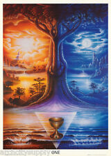 Poster :Fantasy: One by Andrew Forrest Free Shipping #Sm0006 Lw24 i
