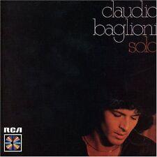 CLAUDIO BAGLIONI - SOLO - CD