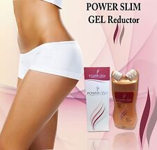 Power Slim Pro-Massage Cellulite lipo GEL reductor MASAGEADOR