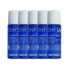 [TONYMOLY] Tony Lab AC Control Toner Samples 5pcs - Korea Cosmetics