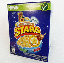 Nestle Honey Stars Cereals Breakfast Food Snack Made With Whole Grain 20 g.