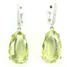 Silver And Abalone Shell Silver Drop Butterfly Earrings Skillful Manufacture Fine Jewelry Jewelry & Watches